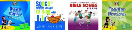 Kids Bible Songs
